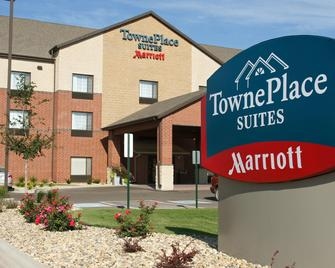 TownePlace Suites by Marriott Aberdeen - Aberdeen - Gebäude
