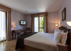 Ayre Hotel Alfonso II - Ов'єдо - Bedroom