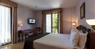 Ayre Hotel Alfonso II - Oviedo - Soverom