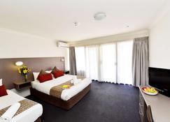 Diplomat Motel Alice Springs - Alice Springs - Bedroom