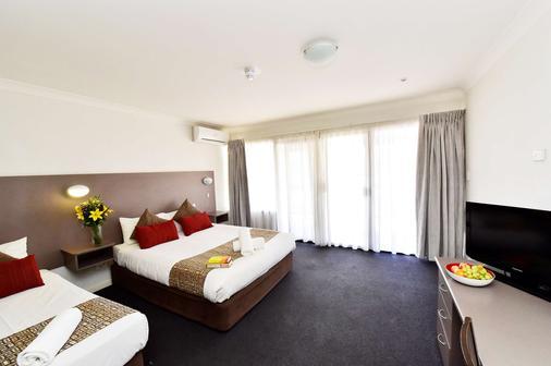 Diplomat Motel Alice Springs - Alice Springs - Makuuhuone