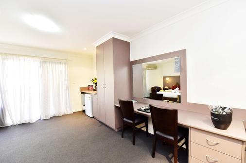 Diplomat Motel Alice Springs - Alice Springs - Huoneen palvelut