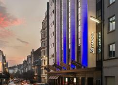 Le Châtelain - Bruselas - Edificio
