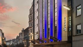 Le Châtelain - Bruxelas - Edifício