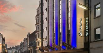 لو شاتيلاين - بروكسل - مبنى