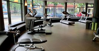 Sana Berlin Hotel - Berlin - Spor salonu