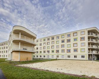 I Am Hotel Im Living Campus - Leoben - Building
