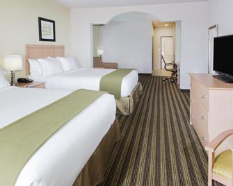 Holiday Inn Express Hotel & Suites Alvarado - Alvarado - Slaapkamer