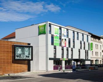 Ibis Styles Montbeliard Centre Velotte - Монбельяр - Building