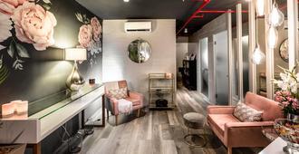 The Hyde All-Suite Hotel - Ciudad del Cabo - Sala de estar