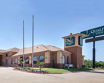 Quality Inn - Mesquite - Κτίριο