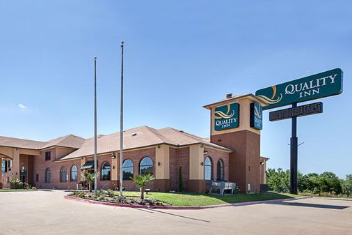 Quality Inn - Mesquite - Building