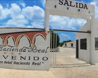 Hotel Hacienda Real - Guadalupe (Zacatecas)