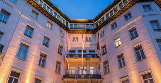 Radisson Blu Schwarzer Bock Hotel Wiesbaden - Wiesbaden - Gebäude