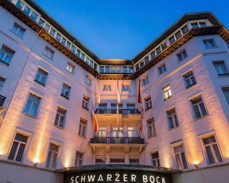 Radisson Blu Schwarzer Bock Hotel Wiesbaden - Wiesbaden - Gebouw