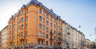 City Hostel - Stockholm - Toà nhà
