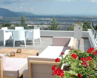 1000 Colors Hotel - Xanthi - Balcony