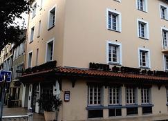 Hôtel du Centre et du Lauragais - Castelnaudary - Building