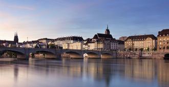 ibis Styles Basel City - Basileia - Exterior