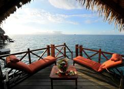 Intercontinental Resort Tahiti - Faaa - Balcón