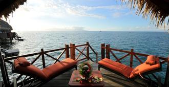 Intercontinental Resort Tahiti - Faaa - Balcony