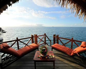 Intercontinental Resort Tahiti, An IHG Hotel - Faa'a - Balkon
