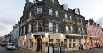 The Portree Hotel - Portree - Edifício