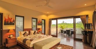 Aksata Villas - North Kuta - Bedroom
