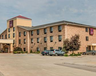 Comfort Suites South Bend Near Casino - South Bend - Building