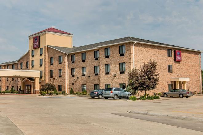 Comfort Suites University Area - South - South Bend - Building