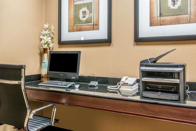Comfort Suites University Area - South - South Bend - Business centre