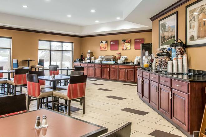 Comfort Suites University Area - South - South Bend - Buffet