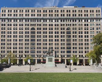 Hotel du Pont - Wilmington - Building
