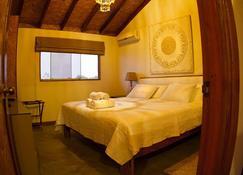 방갈로 카노아스 데 푼타 살 - 푼타 살 - 침실