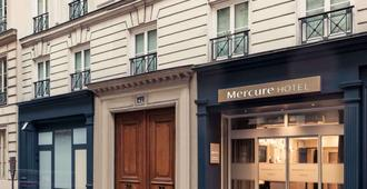 Hôtel Mercure Paris Opera Grands Boulevards - París - Edificio