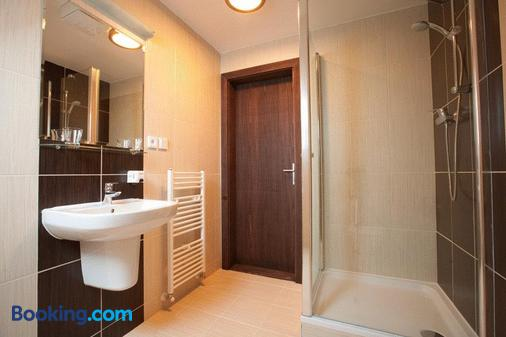 Hotel Peklo - Komárno - Bathroom