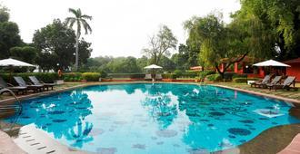 Taj Ganges, Varanasi - Varanasi - Pool