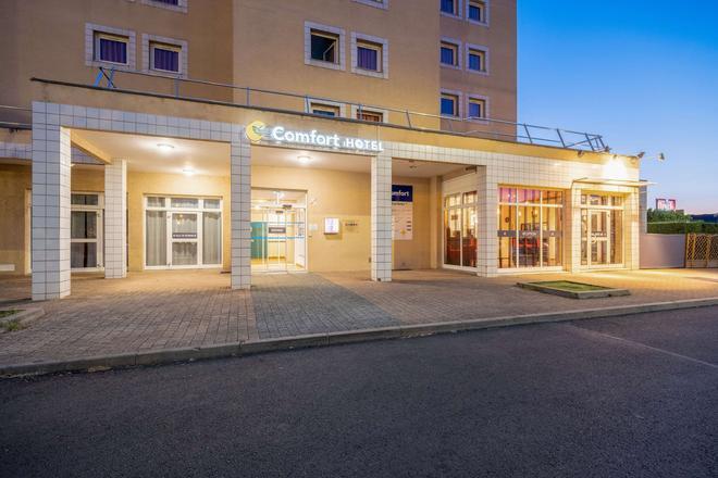 Comfort Hotel Montlucon - Montluçon - Building