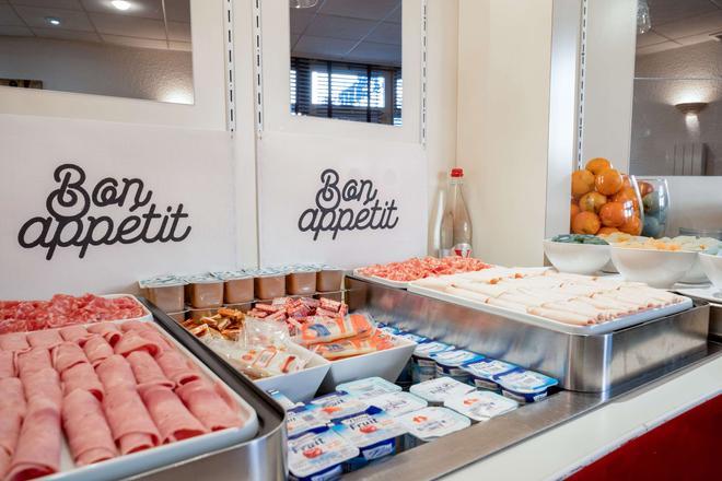 Comfort Hotel Montlucon - Montluçon - Buffet