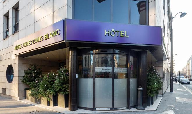 Hotel Paris Louis Blanc - Paris - Building