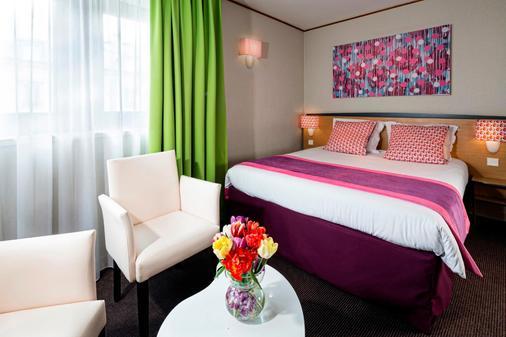 Hotel Paris Louis Blanc - Παρίσι - Κρεβατοκάμαρα