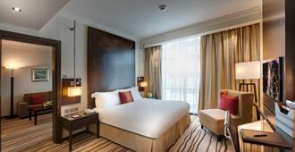 Media Rotana - Dubai - Soveværelse