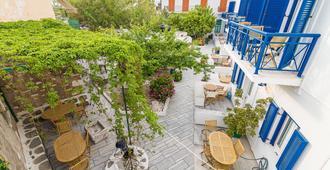 Captain Manolis Hotel Πάρος - Πάρος - Βεράντα