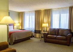 Comfort Inn - Hastings - Bedroom