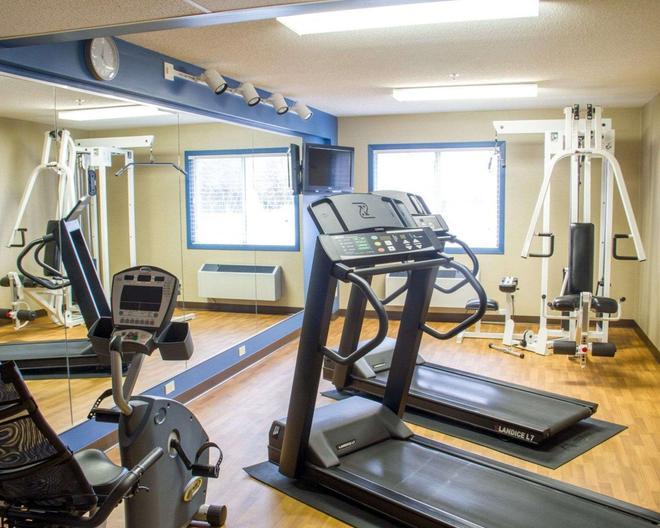 Comfort Inn - Hastings - Gym