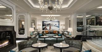 The Langham, Hong Kong - Hong Kong - Lounge