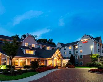 Residence Inn by Marriott Philadelphia Langhorne - Langhorne - Building