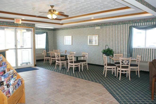 Americas Best Value Inn New Florence - New Florence - Restaurant