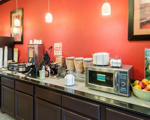 Quality Inn & Suites - Groesbeck - Buffet