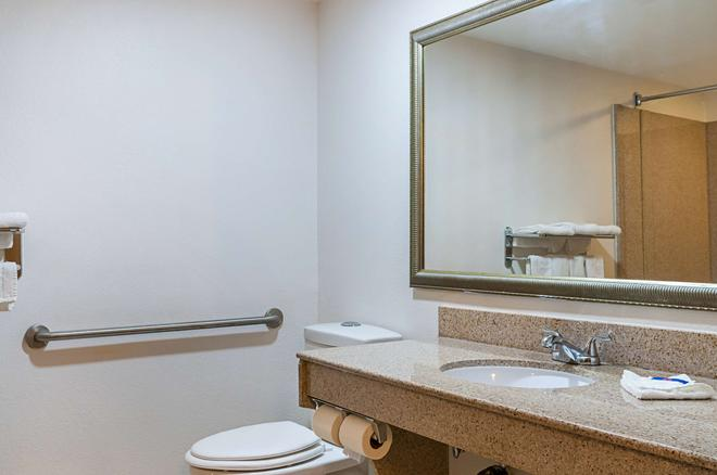 Motel 6 New Orleans - Near Downtown - New Orleans - Bathroom
